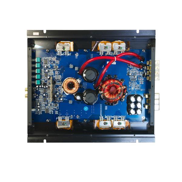 Bassface DB1.1 1400w 1Ohm Class D Monoblock Subwoofer 12v Power Amplifier Thumbnail 2