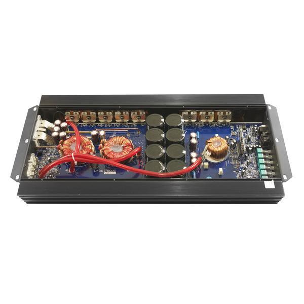 Bassface DB1.3 5000w 1Ohm Class D Monoblock Subwoofer 12v Power Amplifier Thumbnail 2