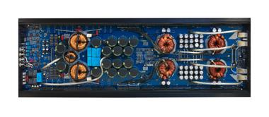 Bassface DB1.8 16000w 1Ohm Class D Monoblock Subwoofer 12v Power Amplifier Thumbnail 2