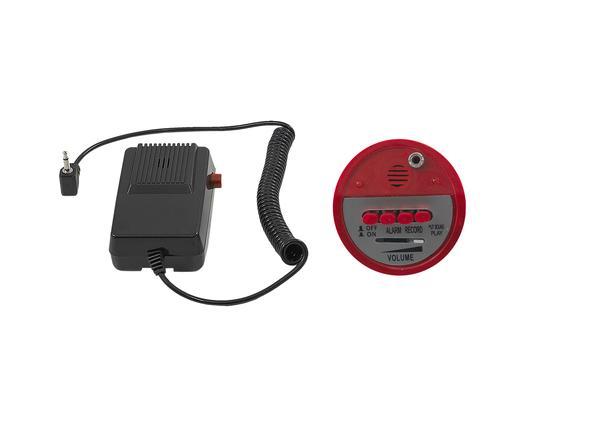 Bassface MP1.2 Battery Powered Pistol Grip Megaphone With 500m Voice Range Thumbnail 3