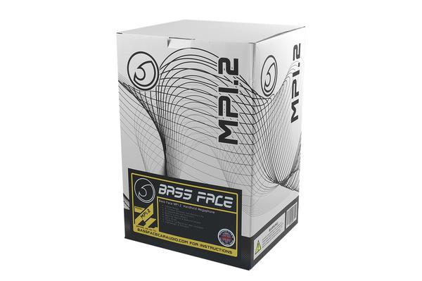 Bassface MP1.2 Battery Powered Pistol Grip Megaphone With 500m Voice Range Thumbnail 5