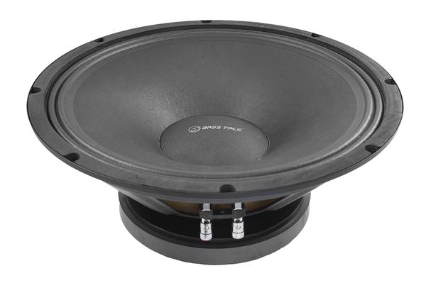 "Bassface PAW15.1 800w 15"" 38cm 8Ohm Mid Woofer Bass Driver SQ Speaker Single Thumbnail 2"