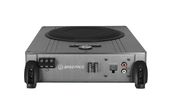 "Bassface POWER8.2 800w 8"" Inch 20cm Compact Subwoofer Unit With Integrated 12v Power Amplifier Thumbnail 4"