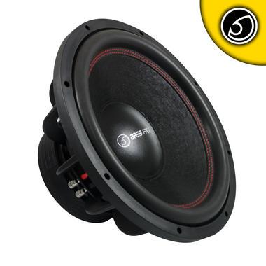 "Bassface SPL15.2 4000w 15"" Inch 38cm 2x4Ohm DVC Subwoofer Thumbnail 1"