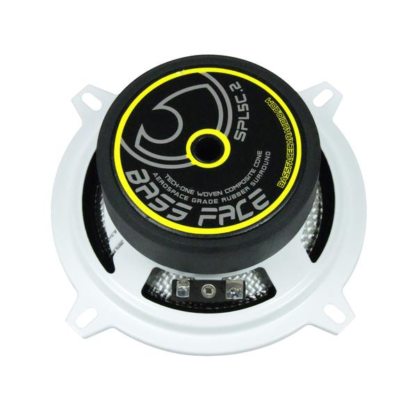 "Bassface SPL5C.2 700w 5.25"" Inch 13cm 4Ohm Component Speaker & Tweeter Kit Thumbnail 3"