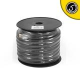 Bassface PWN0.2 15m Roll OFC 0AWG 53mm Black Negative Cable 5250 Strand