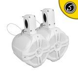 Bassface SPLWAKE6.1 600w 4Ohm Waterproof Bar Mount Speaker Pair