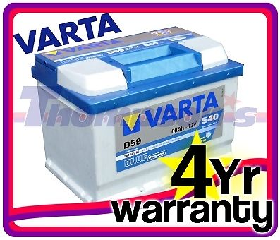 renault clio 3 1 5 dci 68hp diesel 05 varta blue heavy duty 12v car battery ebay. Black Bedroom Furniture Sets. Home Design Ideas