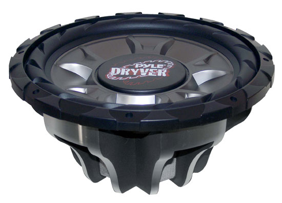 "Pyle PLD15WD 4000W 15"" inch DVC Car Audio Bass Sub Subwoofer Thumbnail 2"