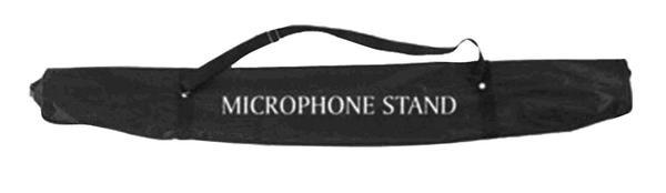 Pyle PSBGMSC Heavy Duty Zip Locked Durable Vinyl Microphone Stand Bag & Strap Thumbnail 2