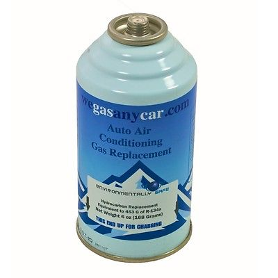 Car Aircon Air Con Air Conditioning Top Up Recharge Refill