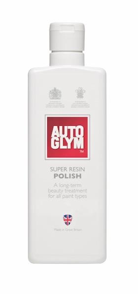 Autoglym SRP325 Car Detailing Cleaning Exterior Super Resin Polish 325ml
