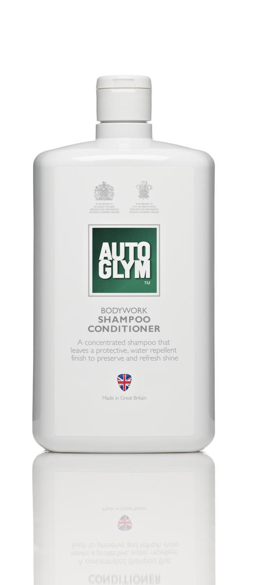 Autoglym BSC001 Car Cleaning Exterior Body Work Shampoo Conditioner 1 Litre