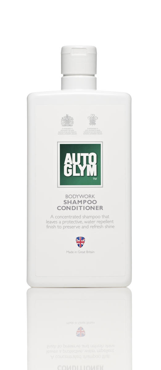 Autoglym BSC500 Car Cleaning Exterior Body Work Shampoo Conditioner 500ml