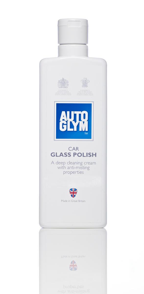 Autoglym CGP325 Car Detailing Cleaning Exterior Car Glass Polish 325ml