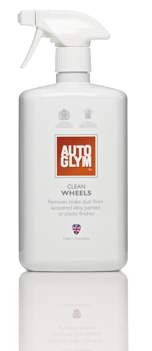 Autoglym CW001 Car Detailing Cleaning Exterior Clean Wheels 1 Litre