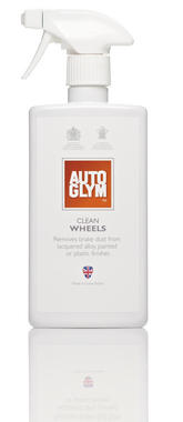 Autoglym CW500 Car Detailing Cleaning Exterior Clean Wheels 500ml Thumbnail 1