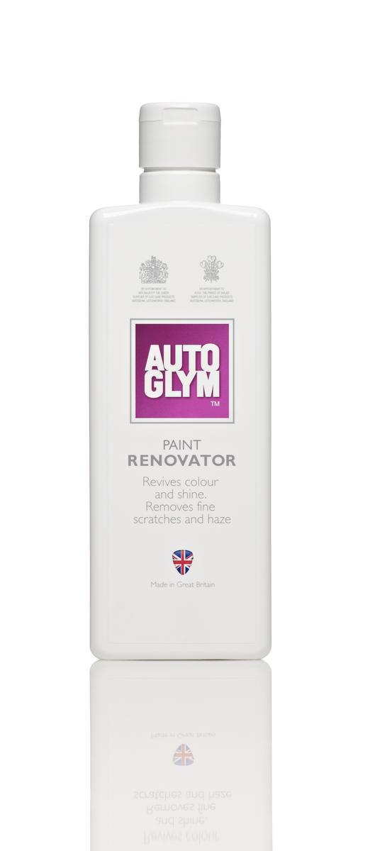 Autoglym PR325 Car Detailing Cleaning Exterior Paint Renovator 325ml