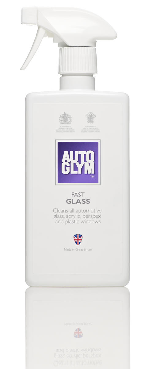 Autoglym FG500 Car Detailing Cleaning Exterior Fast Glass 450ml
