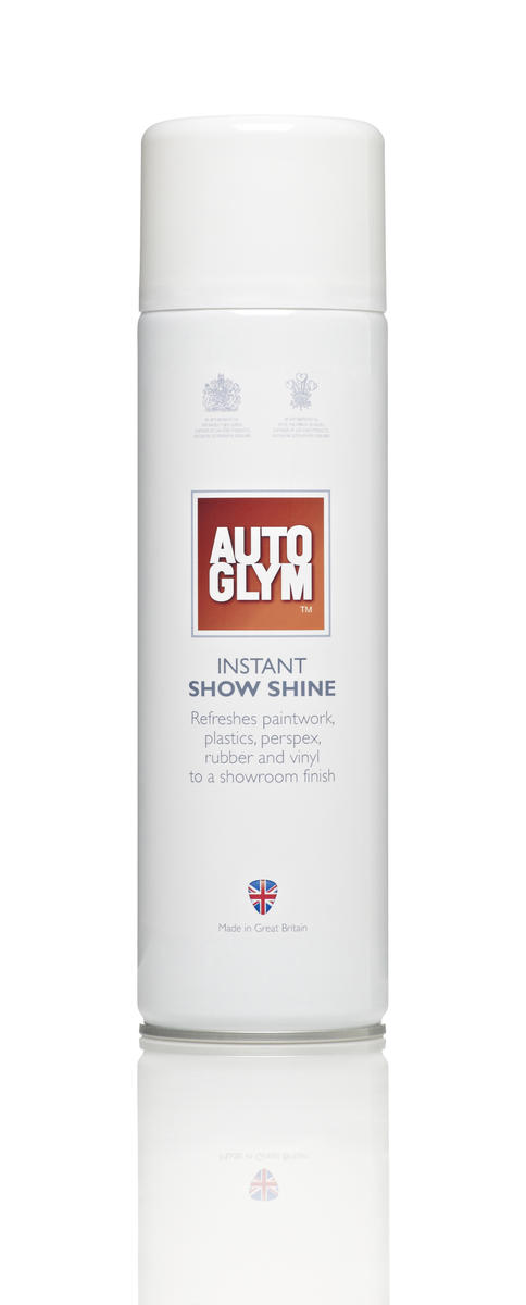 Autoglym 46012B Car Detailing Cleaning Interior Instant Show Shine 450ml Aerosol