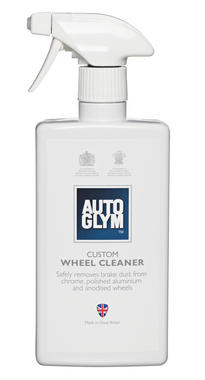 Autoglym CWC500 Car Detailing Exterior Custom Wheel Cleaner 500ml Thumbnail 1