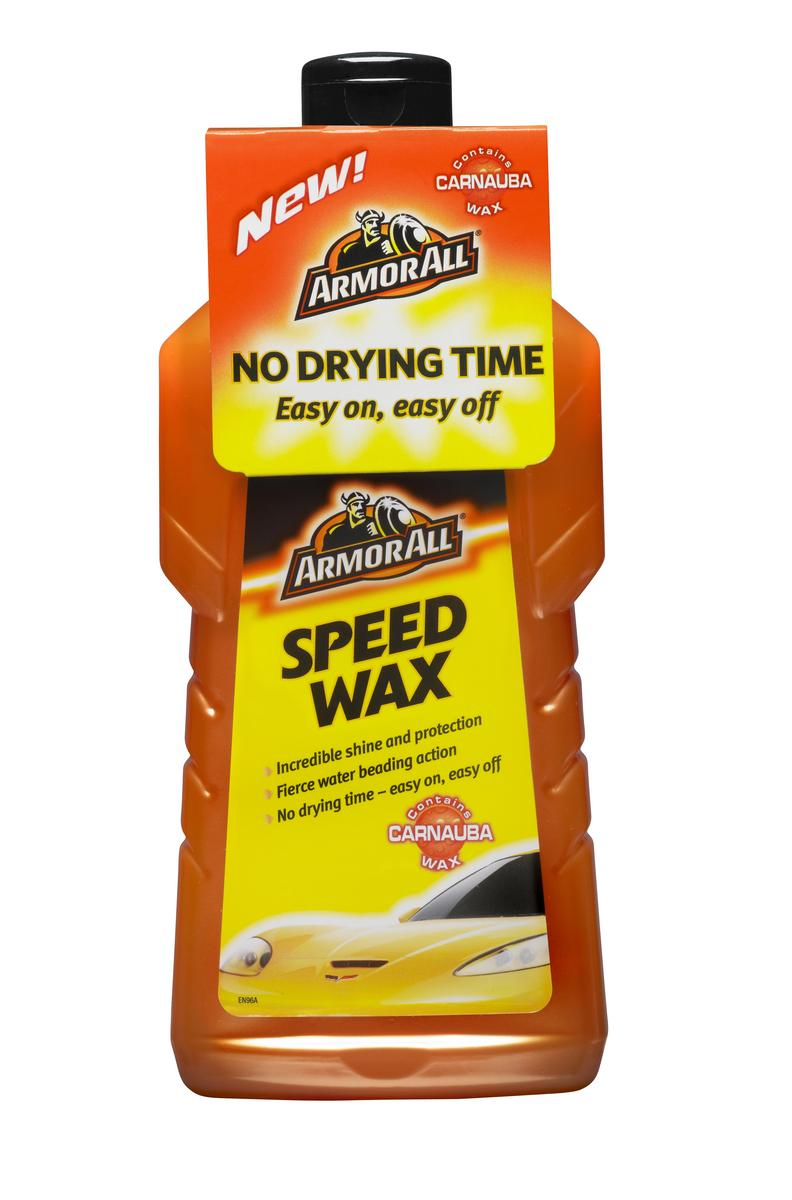 Armorall CLO42500EN Car Cleaning Detailing Speed Wax Single