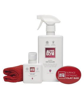 Autoglym VPCLAYKIT Car Detailing Cleaning Exterior Surface Detailing Clay Kit Kit Thumbnail 2