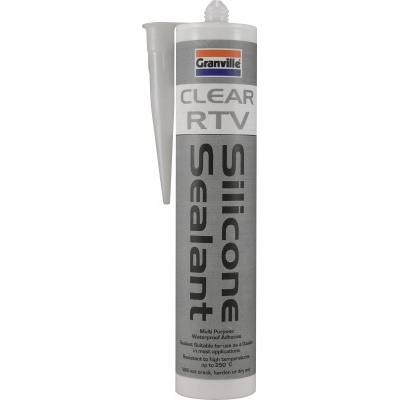 Granville 0235 Clear Rtv Silicon Sealant Single
