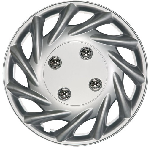 """Ring Automotive RWT1333 Car Van 13"""" Vegas Wheel Trims Pack of 4"""