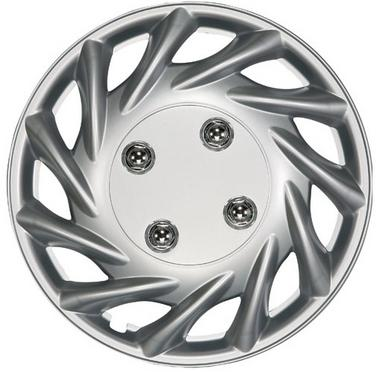 "Ring Automotive RWT1633 Car Van 16"" Vegas Wheel Trims Pack of 4 Thumbnail 1"