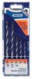 Draper 05798 5 Piece Multi Drill Set