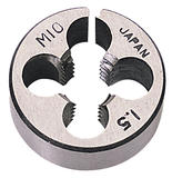 "Draper 45177 1"" Outside Diameter 10mm Coarse Circular Die"