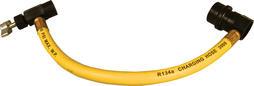 Car Aircon Air Con Conditioning Recharge Gas Regas DIY Tool Hose Pipe (No Gauge)