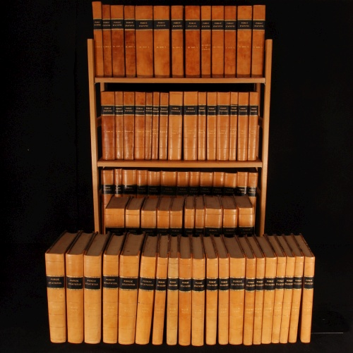 1810-82-71vol-LEGAL-Public-General-Statutes-LAW-Leather
