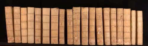 1593-1677-19vol-Annales-Ecclesiastici-History-of-the-Churchs-Congregation