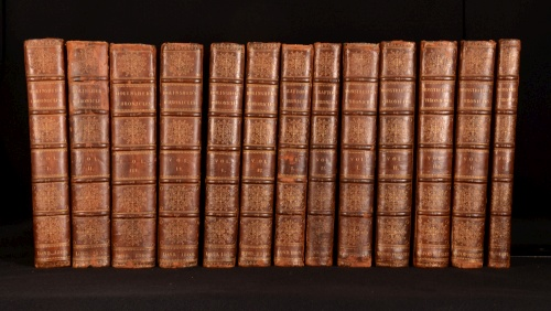 1807-9-13vol-HOLINSHED-Grafton-Monstrelet-CHRONICLES