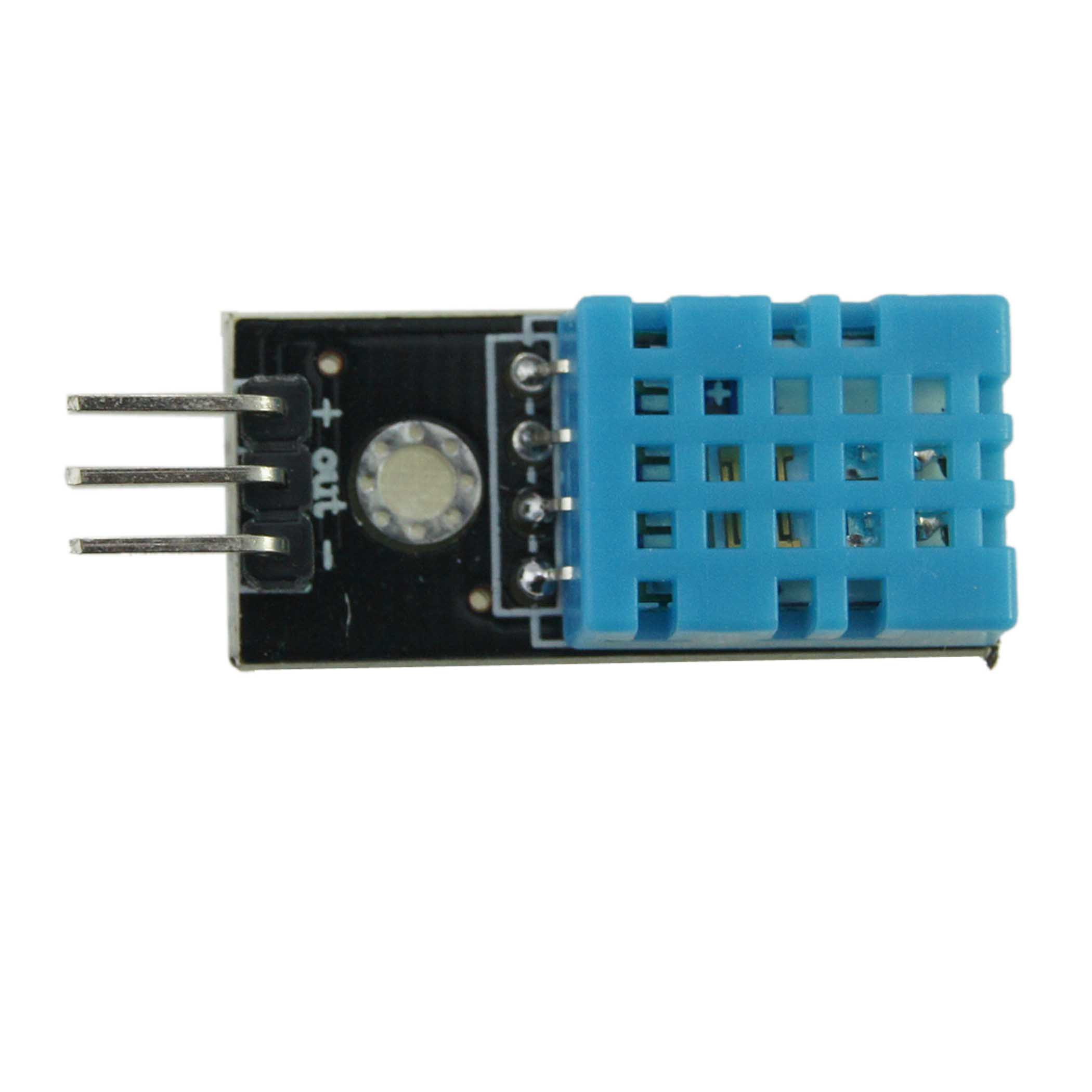 99020604 DHT11 Digital Temperature Humidity Sensor Module with wires #1A4B65