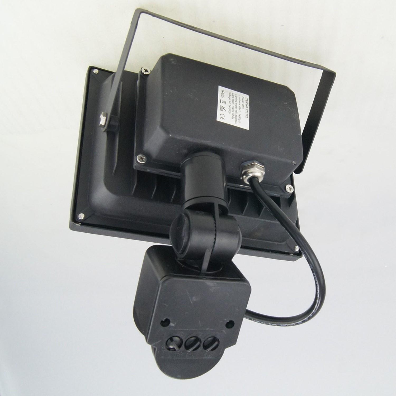 773172 20w led projecteur 20 watts blanc chaud avec d 233 tecteur de mouvement 240v ebay