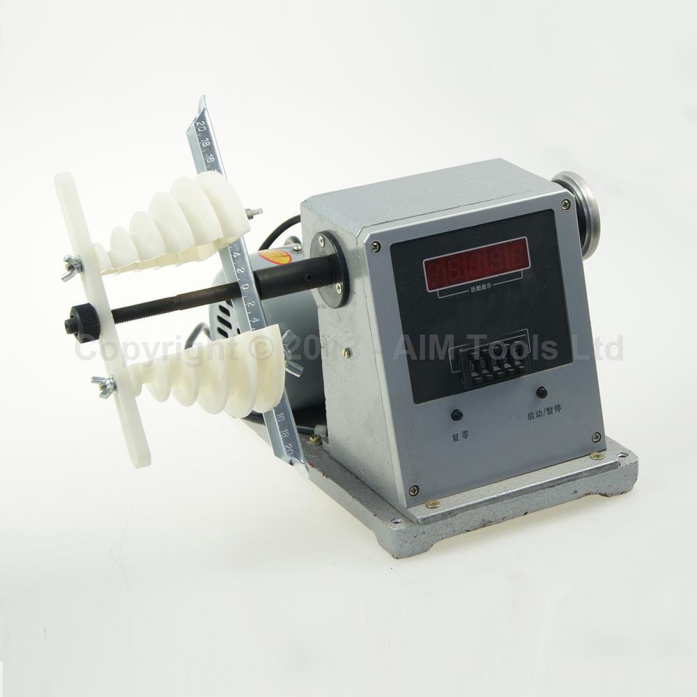 9907305 bobine de fil lectrique num ro affichage num rique machine ebay - Bobine fil electrique ...