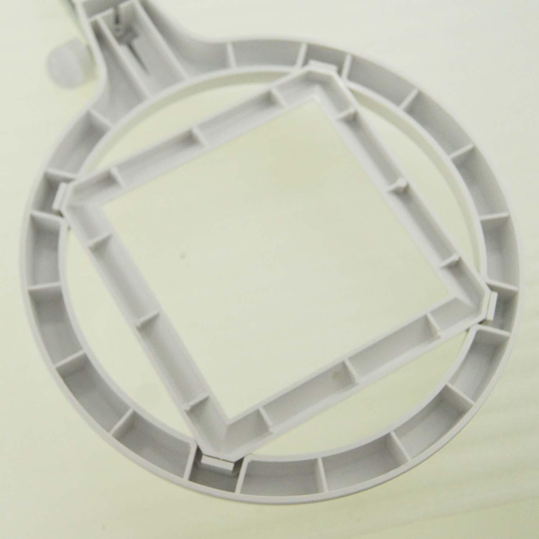 990748 magnifying crafts glass desk lamp with with led. Black Bedroom Furniture Sets. Home Design Ideas