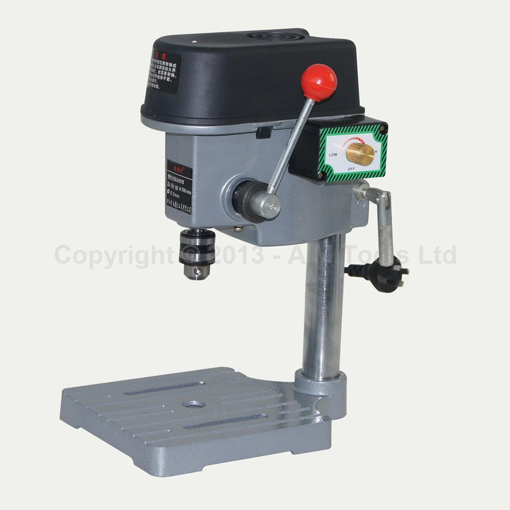 100080 Mini Bench Drill Press 180w 220v 50hz 7000rpm Fit Max 6 5mm Drill Bits Ebay