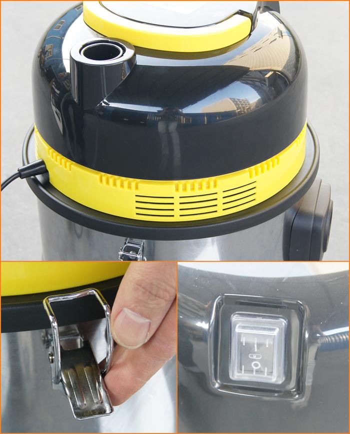 171183 Heavy Duty Industrial Vacuum Cleaner Wet Dry Car