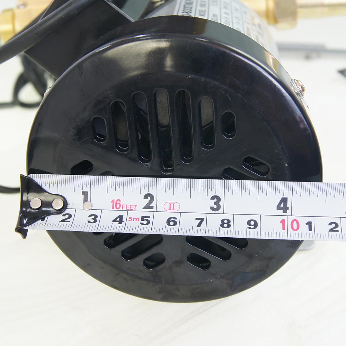 260w automatique douche machine laver eau pompe de for Consommation machine a laver eau