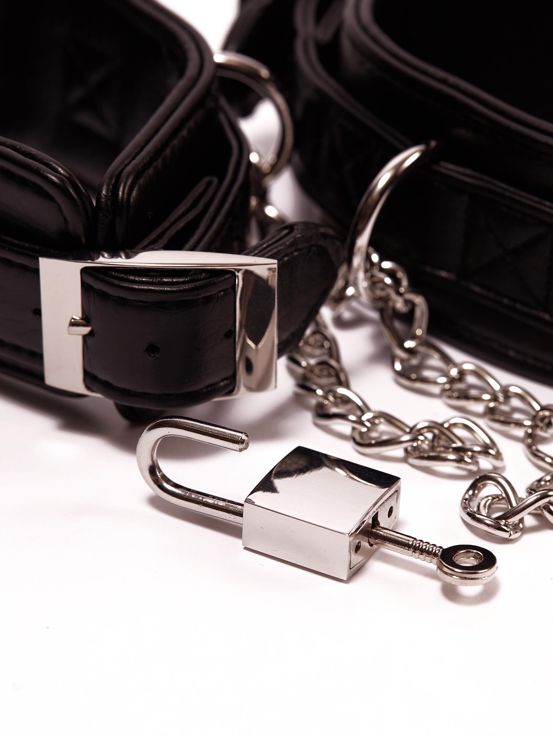 ann summers ankle buckle cuffs bondage restraints fetish