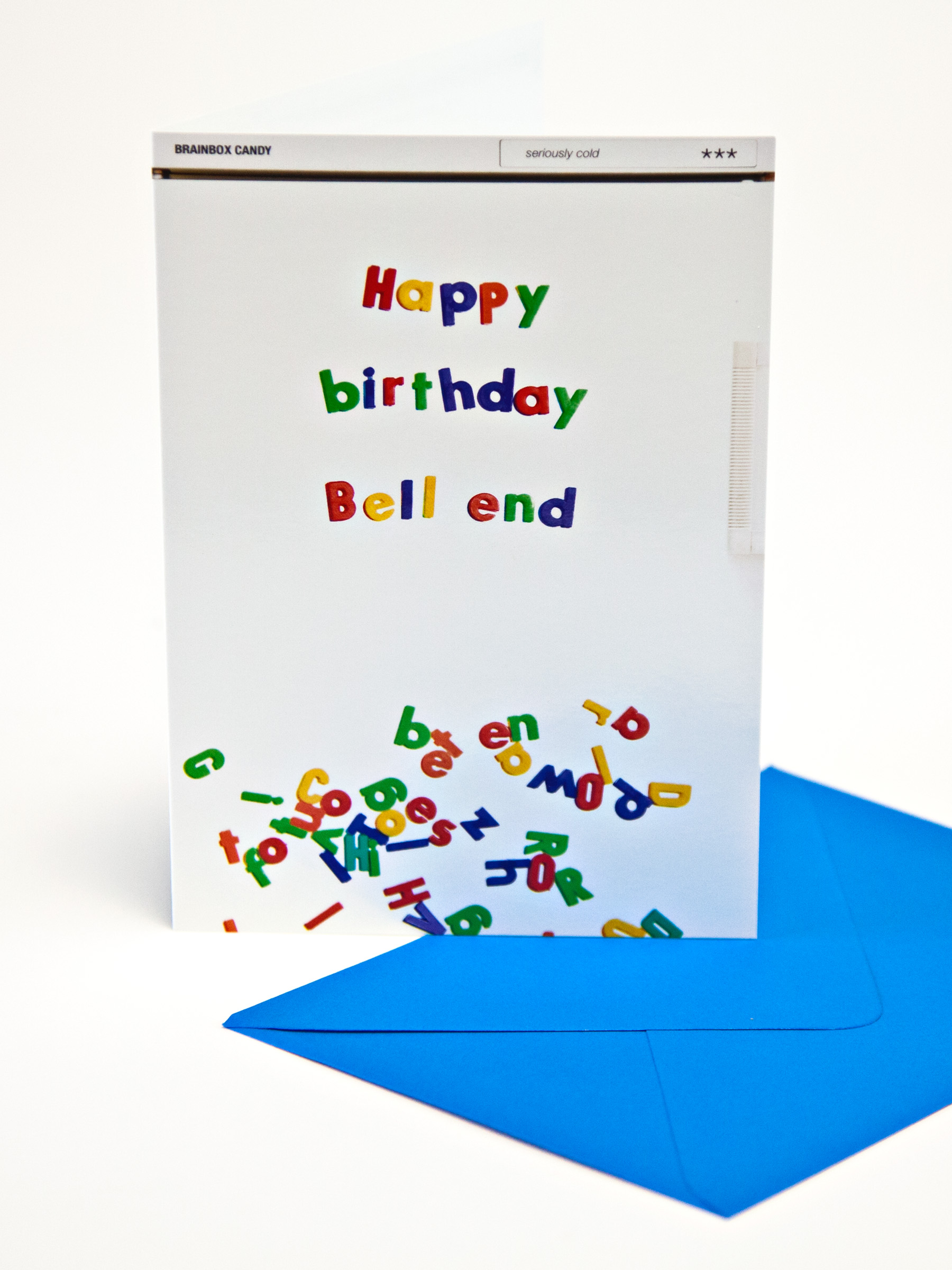 how to end a birthday card