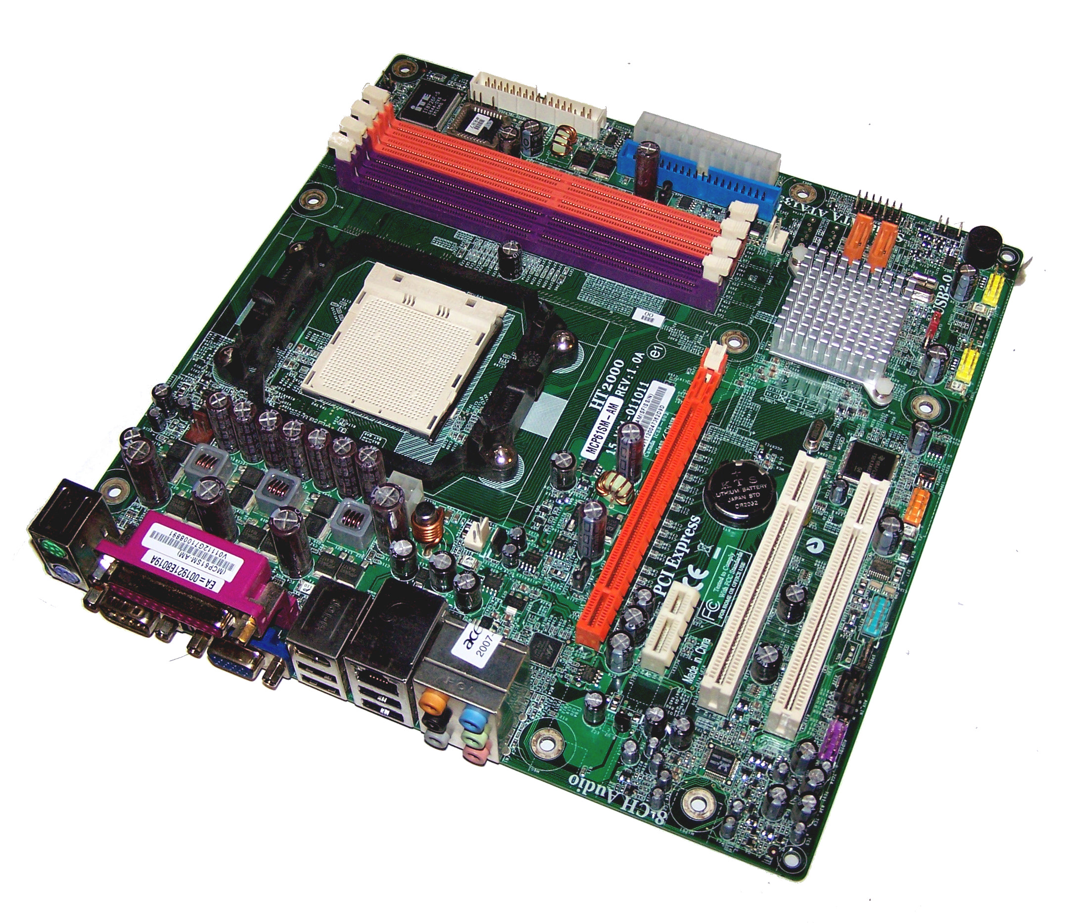 Acer Mcp61sm Am Motherboard Drivers Ht2000 Wiring Diagram