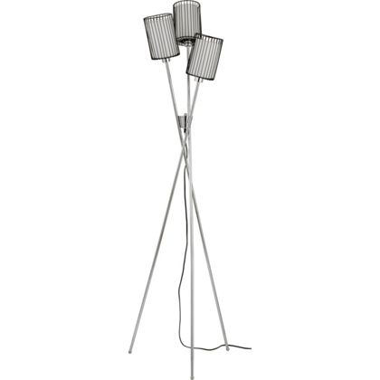 clearance eden 3 light tripod floor lamp chrome ebay With eden 3 light tripod floor lamp chrome