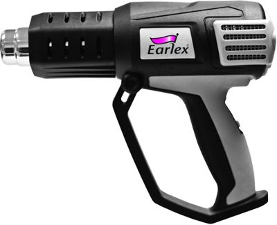 Earlex hg2000 heat gun with lcd display aids removal of for Heat gun to remove paint