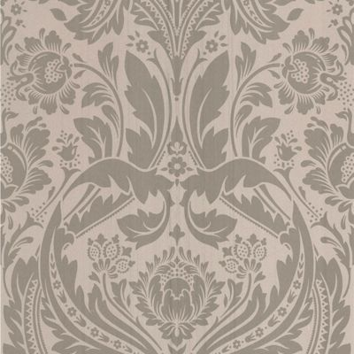 Graham and brown desire wallpaper taupe ebay for Graham and brown bathroom wallpaper