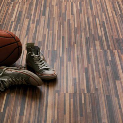 Hygena Zebrano Laminate Flooring - 2.13sq m | eBay